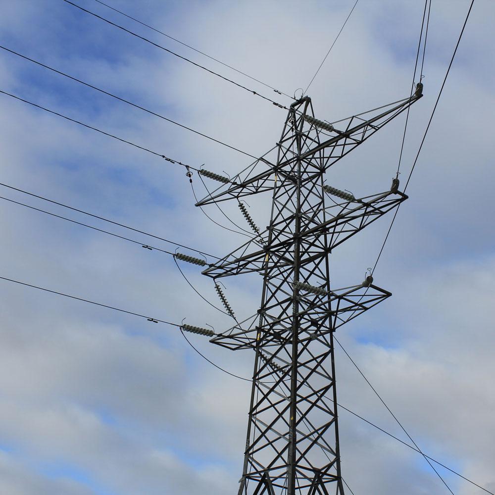 Overhead Power Line : British power international overhead lines